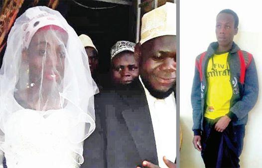 People In Shock As Imam Marries A Man